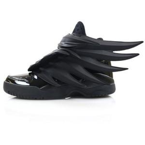 2020 Дизайнер Джереми х Оригинальные Крылья 3,0 Тройной Black Mens женщин Мода Повседневная обувь Vintage Avantgarde личности Повседневная обувь