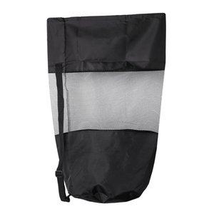 Mochila de saco de engrenagem de mergulho autônomo com encerramento de cordão, alça de ombro - leve, durável portátil