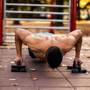 Push-up متعدد الوظائف Stand Foldable Design Non-slip Push-up Board Home Building Fitness Equipments Rack
