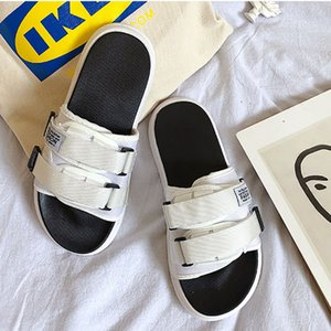 Arizona 2019 New Summer Beach Cork Slipper Flip Flops Sandals Women Mixed Color Casual Slides Shoes Flat Free Shipping 34-46