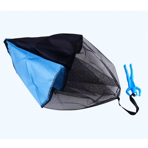 Colori durevole tiro sicuro Parachute Bambini mano paracadute giocattolo Toss It Up e Watch Landing assortiti