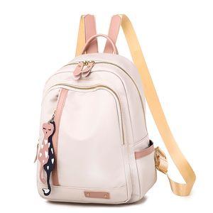 Pembe kadınlar oxford büyük sırt çantası sıcak satış çanta yeni stiller için 2020 yeni moda sırt çantaları tasarımcı okul çantaları lüks seyahat çantası Sugao