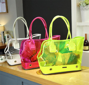 3 colors Cute Transparent Cat Dog Travel Carrier Bag Chihuahua Dog Puppy Outdoor Carrying Bags Small Pet Tote Handbag