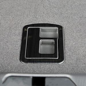 Car Styling Kofferraumdeckel Griff Dekorative Rahmenabdeckung Trim Edelstahl für Audi A6 C8 2019 Interior Accessoires