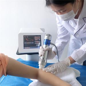 machine machine thérapie Shockwave portable choc électrique pour la machine de traitement de la dysfonction érectile onde acoustique rapide soulagent la douleur