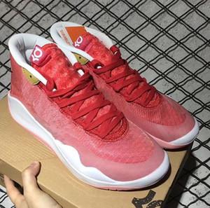 2019 Zoom KD 12 Chiffres Oreo multicolores BHM Igloo Hommes Chaussures de Basketball 10s X Élite Mi Kevin Durant Baskets Baskets Zapatos Chaussures