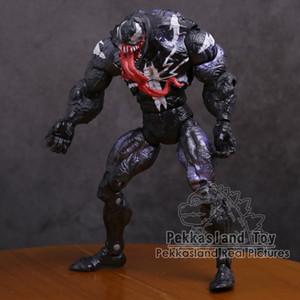 Original genuino Venom PVC figura de acción de colección modelo de juguete 7inch 18cm T200106