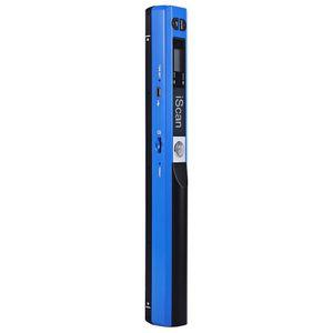 Портативный Портативный сканер документов A4 размер 900 DPI JPG / PDF Formate ЖК-дисплей для бизнеса Reciepts книги сканер изображений ручка