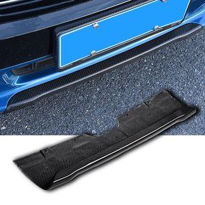 3000K реального углеродного волокна автомобиля передний задний бампер губы отделка протектор гвардии для Mini Cooper новый земляк F60 2017 внешний стиль