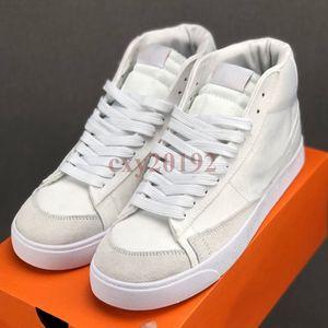 2019 Hommes Chaussures De Course Designer Chaussures De Sport Pour Hommes Baskets Slam Jam Blazer Classe Mil 1977 1977 Milieu 77 VNTG Hommes Casual 36-44