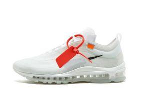 Designer hommes de la marque de mode Off air de luxe chaussures de basket-ball chaussures de sport pour femmes formateurs hommes plate-forme blanche Plein Air Sneaker 5-12