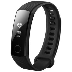 Orijinal Huawei Onur Band 3 Akıllı Bilezik Kalp Hızı Monitörü Onur 3 Akıllı Bileklik Yüzme Su Geçirmez Spor Izci