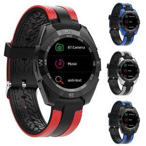 12019 Microwear L3 Pro Sports Montre intelligente Podomètre Suivi de la fréquence cardiaque Rappel d'appel