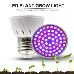 New full spectrum 2835 LED planting lamp E27 indoor plant lamp flowering hydroponic system IR UV garden lamp 220V