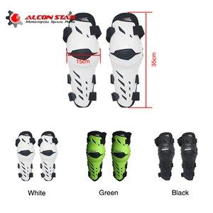 Alconstar-Mototourisme Motoprotection Motocross Racing Off-Road Bike Knee Pads Guards Set Coudes Équipement de protection