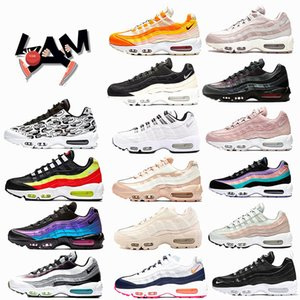 95 OG Running Shoes Mens Max 95s airs Women White Classic Black maxes Sports Shoes sneakers