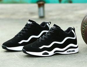 Hot Sale Cheap Men's Platform Chaussures Fashion Designer Shoes Trainers White Black Sneakers Men Women running Shoes