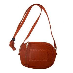 Nice2019 Bag Canvas Multipurpose Mini - Package Résistant à l'usure Plus Sacoche à une épaule avec poche