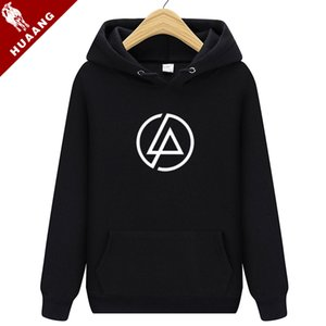 Fashion Spring Autumn Linkin Park Brand Lovers Couple Hoodies Men's Casual Sweatshirt Male Hip Hop Hoodies Pullover Jacket Fleece 0035W