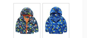 Spring clothing children's windbreaker spring clothing 2020 spring children's fashion zipper
