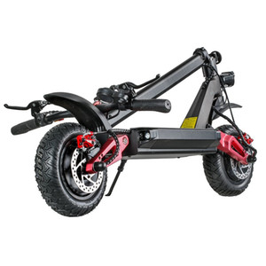 Off road 60V electric scooter 3600w, dual motor electric scooter adult kick scooter electric with trunk