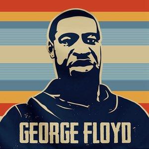 150 * 130cm I Cant Decke George Floyd Druck Tapestry Schwarz Lives Matter Haushalt Wandteppiche Strandtuch Wohnkultur HHA1357 Atmen