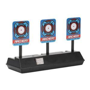 Haute précision notation automatique Réinitialiser électrique cible pour Nerf Jouets Lz034 Pour Nerf Blaster Gel Perles Blaster Toy Pièces
