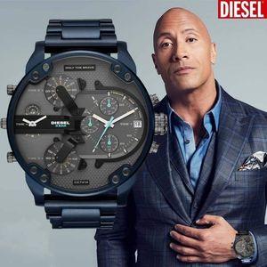 HERREN Marke Uhren Sport Militär montres mens neue Original reloj große dial Dieseln Uhren dz7314 beobachten dz7414 dz4283 DZ4290 DZ7414