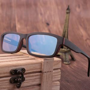 Monocolo della nuova piazza Computer Glasses Men Anti Blue Light Gioco Occhiali Donne Blue Light Blocco Eyewear Protezione UV
