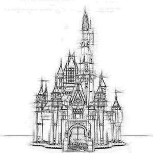Re 83008 16008 4080pcs Cenerentola Princess Castle Città elementari stabilite mattoni bambini fai da te giocattoli del regalo di compleanno Compatibile con 71040