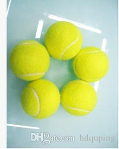 Wholesale High Quality Pure Nature Rubber&Wool MadeTennis Balls Exercise Match Racquet Sports HEAD ATP Personal Customized Logo