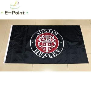 Bandiera di Austin Healey Car 3 * 5ft (90cm * 150cm) bandiera di poliestere bandiera decorazione volare casa giardino bandiera regali festivi