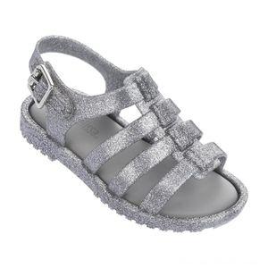 Scarpe Melissa Mini Brasile Ragazze gelatina 2019 bambini Spiaggia Sandali Melissa principessa Shoes Jelly Sandals traspirante 128178cm