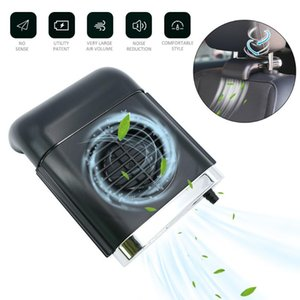 Automotive Supplies Car Air Conditioning Fan Wind Outlet Center Console USB Cooling Accessories Swing Fan Ventilation Board