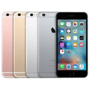 Восстановленное Original Apple iPhone 6S Plus 5,5 дюйма отпечатков пальцев IOS A9 2GB RAM 16GB 32GB 64GB 128GB ROM 12MP 4G мобильный телефон DHL 1шт