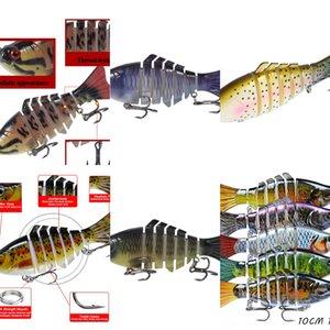 pV0Lq # 5555 Luya doux crevettes lumineux bionique faux Blackfish calmars appât pêche appât lumineux baitset