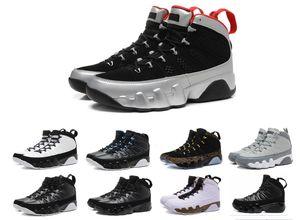 toptan 9 Man Basketbol siyah gri Barons Antrasit Ruh 2010 sürüm spor j9 ayakkabı doernbecher siyah beyaz altın Ayakkabı