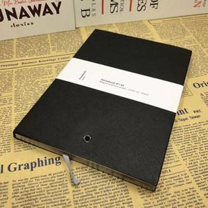 3 colores Bloc de notas Suministros Diario de viaje de lujo agenda escolar Oficina Notebooks regalo hecho a mano Alemania Personal Stationery Blocs