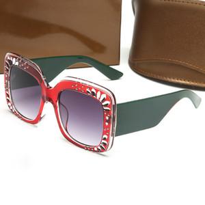 Moda Elmas Güneş 2019 Güneş Lüks Tasarımcı Boy Güneş Vintage Gözlük Marka Kadınlar Tasarım Gözlükler 5 renkler