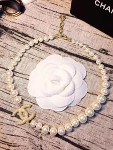 Kadınların doğum günü hediyesi, ücretsiz kargo CCN49 yeni varış CC harf ince takı S925 gümüş kolye