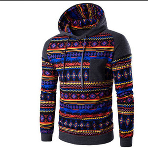 Plus Size Men Casual Hoodies Sweatshirt Fashion Brand Pullover Hoodies Chandal Hombre Hip Top Hoddies coat