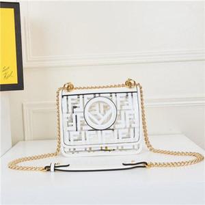 FENDI diseño de lujo 2019 de los bolsos bolsos 2019 bolsos de la manera del bolso del bolso crossbody Sac principal bolsas de cintura size20cmPVC