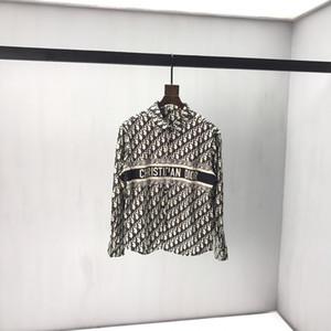 Erken sonbahar yeni Kapşonlu Gömlek rahat ceket saf pamuklu kazak kesme q1 baskı gömlek kumaşı eşleştirme kontrol kontrol
