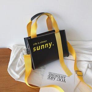 Ombro bonito da festa de Student New Light Bag Messenger Bag Super Girl fogo