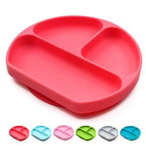 Детские DROM всасывающие Планшеты для младенцев, детей ясельного возраста, силиконовые Placemats для детей, которые прилипают к СТУЛЬЧИК Лотки и стол для младенцев Посуда Дети RED