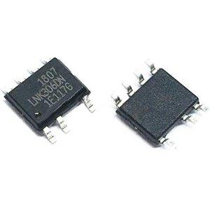 50 قطعة / الوحدة LNK306DN SOP7 LNK306DG SOP SOP-7 LNK306 السلطة ic رقاقة عالية الجودة مكبر للصوت newo مجانية