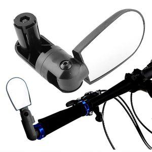 Universal Rotation du vélo Vélo Guidon Grand Angle Rearview Mirror