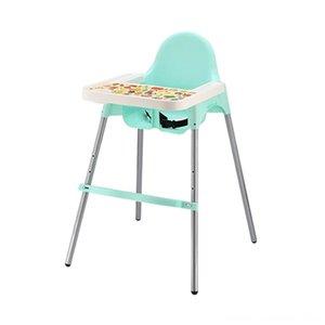 Kidlove 2in1 Kinder Multifunktions-Dining faltbare bewegliche Sitz ohne Kissen Kidlove 2in1 Kinder Multifunktions-Baby-Dining Chair Falten