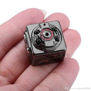 كاميرا مصغرة SQ8 البسيطة DV صوت مسجل فيديو الأشعة تحت الحمراء للرؤية الليلية الرقمية الرياضة DV الفيديو صوت التلفزيون خارج HD 1080P 720P أيضا SQ9 SQ10 GF-07 GPS