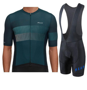 2020 cool TOP QUALITY Short sleeve cycling jersey and bib shorts Pro team race fit bicycle kit set 4D gel pad with Italy leg
